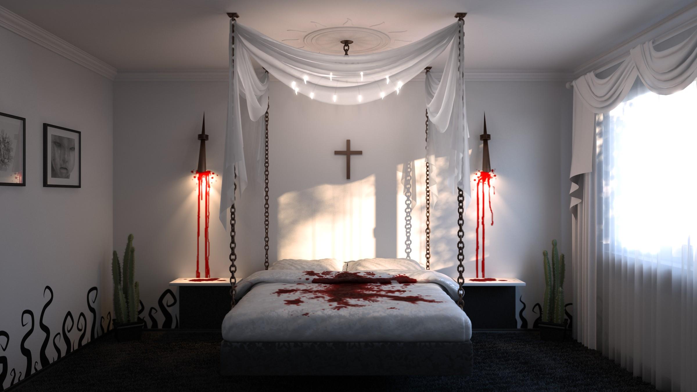 Schön Schlafzimmer Für Gäste.